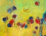 Fields of Blue, 20″ x 16″